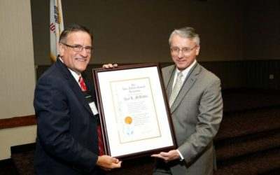 Richard Whitty Receives Award, Elected President of the Iowa Defense Counsel Association