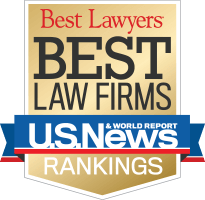 U.S. News World Report Best Law Firms